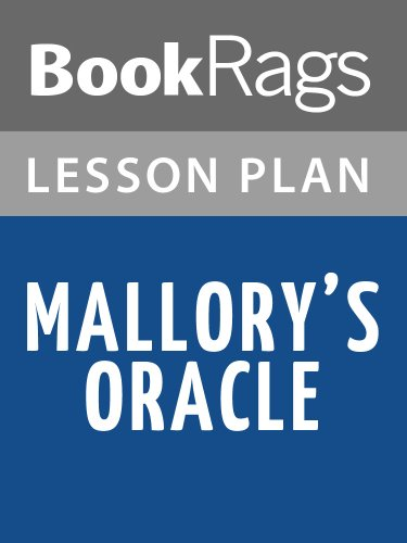 Download Mallory's Oracle Lesson Plans Pdf