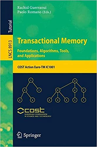 Free book downloadable Transactional Memory. Foundations, Algorithms, Tools, and Applications: COST Action Euro-TM IC1001 (Lecture Notes in Computer Science) (Suomalainen kirjallisuus) DJVU