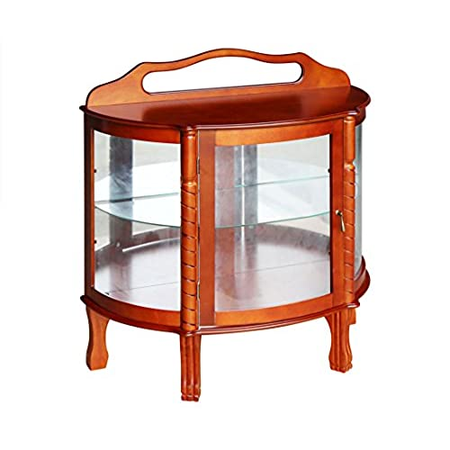 - Antique Curio Cabinets: Amazon.com