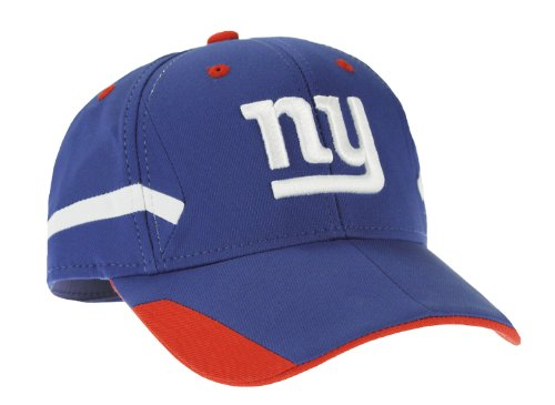 New York Giants NFL Kids Stadium Structured Flex (Osfm Flex Cap)