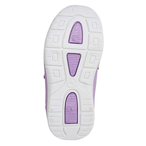 Sportschuhe für Mädchen DISNEY SO000861-B2067 PLILAC-WHITE