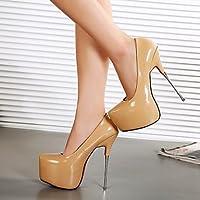 Zormey Women'S Shoes Stiletto Heel Sexy Round Toepumps