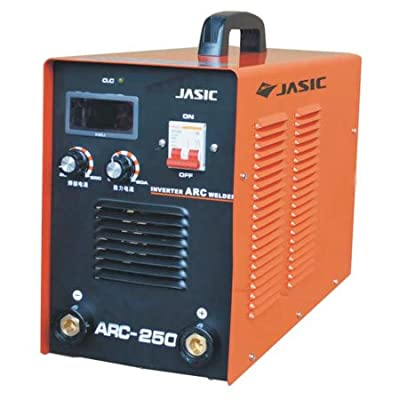 Jasic Arc 250 Single-Phase Inverted Welder