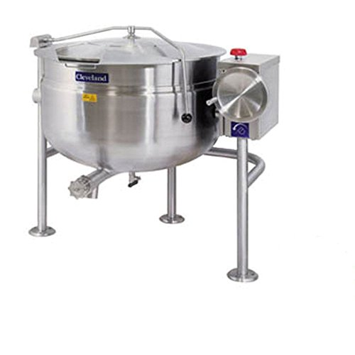 Cleveland Range 60 Gallon Short Series Steam Jacketed Tilting ()