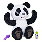 Furreal Plum, The Curious Panda Bear Cub Interactive...
