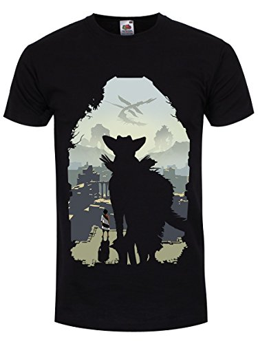 (Grindstore Men's Trico & Colossi T-Shirt Black)