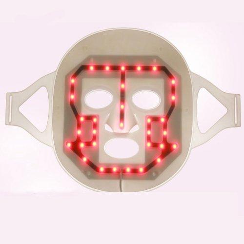 Фотон светодиодной Омоложение кожи Терапия Маска Фотон фотодинамики PDT красоты пилинги для лица машина (красный свет) - GH23001