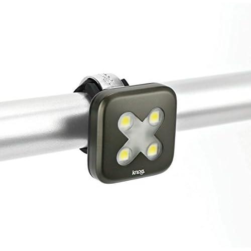 Knog Blinder Front 4 LED Light - Grey by Knog