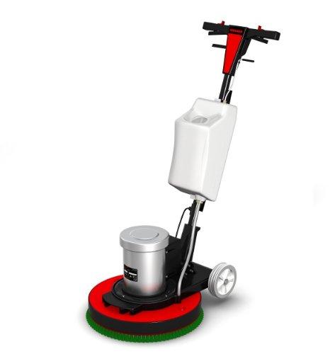 1200 Watt IRSA Einscheibenmaschine incl. Reinigungsset zur Reinigung und Pflege von Fussböden, Parkett, Holzböden etc.