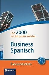 Business-Spanisch, Geschäfts-Spanisch, Fachspanisch, spanische Fachwörter