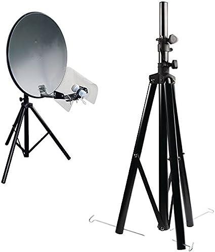 3 De Trípode Soporte para antena parabólica, cuenco de satellitenschüssel