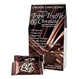 TRIPLE TRUFFLE CHOCOLATE - 20 COUNT BOX - 5 Pack