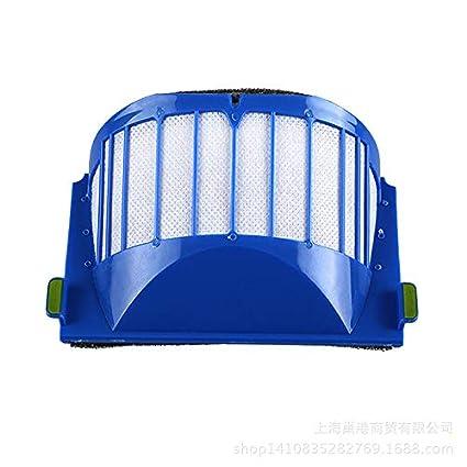 Accesorios para Aspiradoras Kit de Reemplazo 10pc Filtrar para Aspirador Irobot Roomba 500 551 552 564
