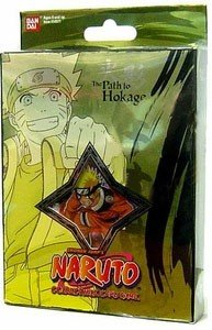 (Naruto Card Game Path to Hokage Theme Deck Starter Set Naruto Naruto 2 by Bandai)