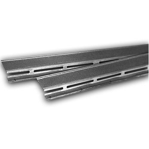 Auralex RC8 Resilient Channel in 25 Gauge Metal; Box of 24- 8' Lengths