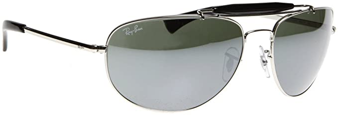 fc1c14cf50 RAY-BAN - RAYBAN RB3423 003 40 63 mm  Amazon.co.uk  Clothing