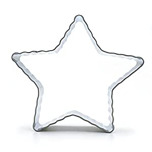 Metal Biscuit Pastry Cookie Cutter Kitchenware Gingerbread Cake Decorations Mold Mould Fruits A082 Big Five-pointed star