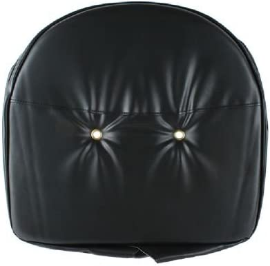 Black for Universal Products T295BLK Complete Tractor 3010-1704 Seat Cushion
