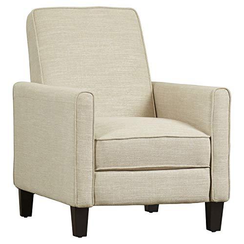 club chair recliner lounge light