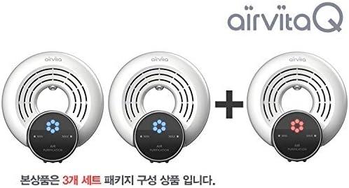 3pcs de Airvita Q ambientador, purificador de aire 110 V Antivirus ...