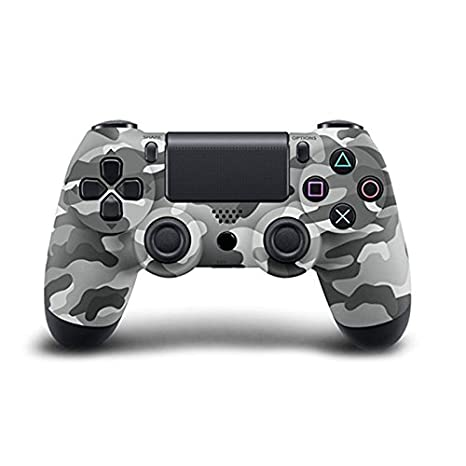 amazon com aoile bluetooth wireless controller for ps4 vibration