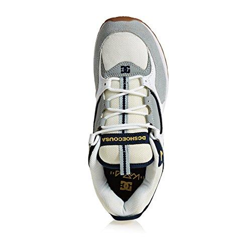 5 Lite Kalis Yellow Grey 44 Size DC Shoes White g86Oxq