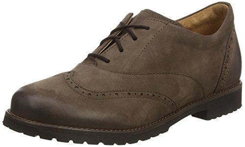 Brogues 20000 Weite F Frida Ganter Women's Brown Espresso wxq0I5S5W