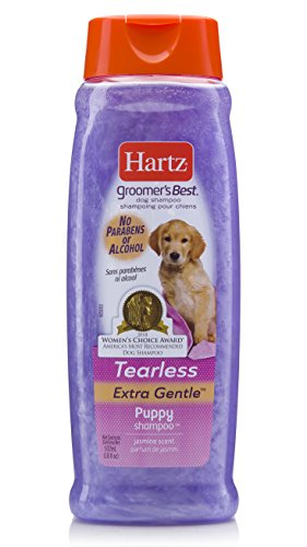 Hartz Groomer's Best Tearless Puppy Shampoo