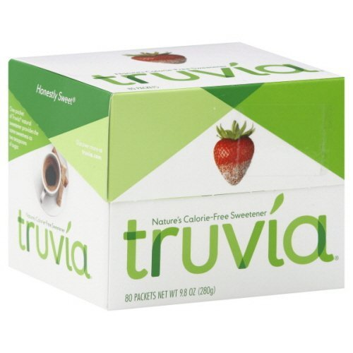Truvía® Natural Sweetener 80 Packets Per Box (Pack Of 6) by Truvia