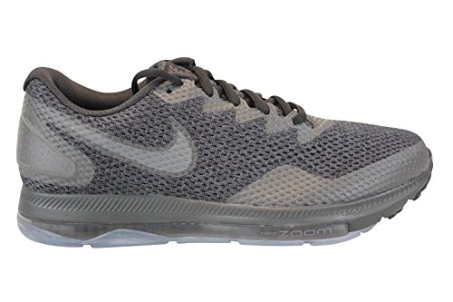 Nike Zoom All Out Low 2, Zapatillas de Trail Running Para Hombre, Negro (Black/Dark Grey/Anthracite 004), 46 EU