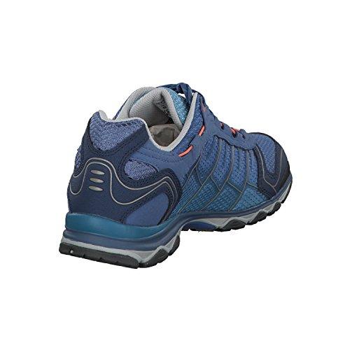 Meindl Shoes X-so 30 Lady Gtx Surround - Nero / Turchese Lavanda / Salmone