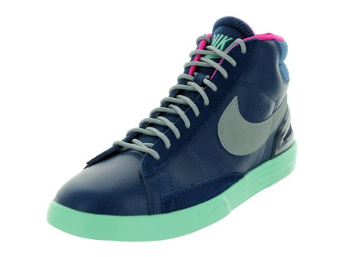 outlet pick a best sale clearance store Nike Men's Lunar Blazer Casual Shoe Brave Blue/Slvr/Grn Glw/Pink Fl pay with visa cheap online cheap sale really prices for sale ikL7iV0RW