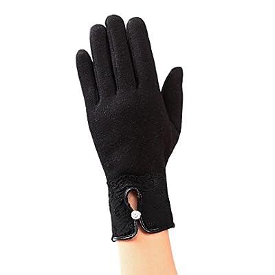 Susenstone Women Winter Warm Gloves