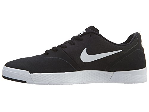 Nike Mens Paul Rodriguez 9 Cs Scarpa Da Skateboard Nero / Bianco-nero