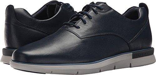 Cole Haan Mens Grand Horizon Oxford II Marine Blue/Riverside/Magnet/Vapor Grey 8 D - - Riverside Shop Men's