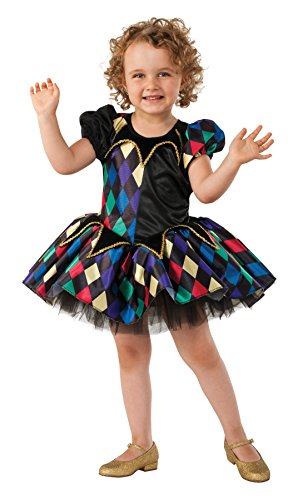 Rubie's Costume Lil' Jester Child Costume, Toddler]()