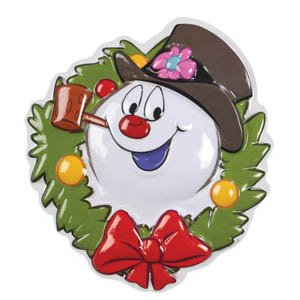 Frosty the Snowman Cake Topper Caketop Layon / 1 each ()
