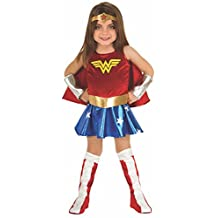 Rubies Costume Co Canada Super Dc Heroes Wonder Woman, Toddler Costume