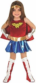 Wonder Woman Toddler Halloween Costume