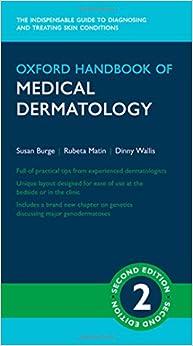 Oxford Handbook Of Medical Dermatology por Susan Burge epub