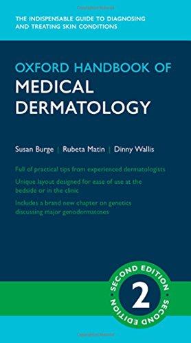 Oxford Handbook of Medical Dermatology 2nd Edition (2016) (PDF