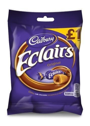 Cadbury Eclairs - 8