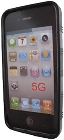 2go Tpu Case Für Apple Iphone 5 Schwarz Elektronik