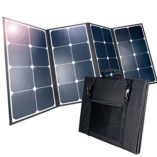 100W iForway 折りたたみ ソーラーパネル