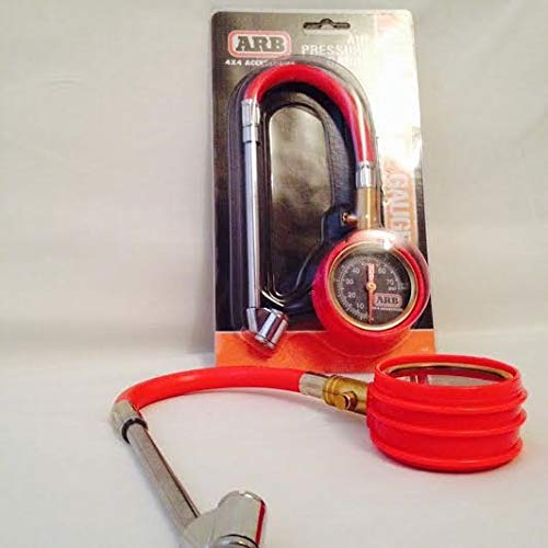 ARB ARB506 Red Small Dial Tire Gauge by ARB (Image #7)