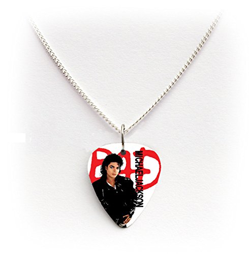 Mj Bad Costume (MICHAEL JACKSON MJ BAD The king of pop guitar pick plectrum 24