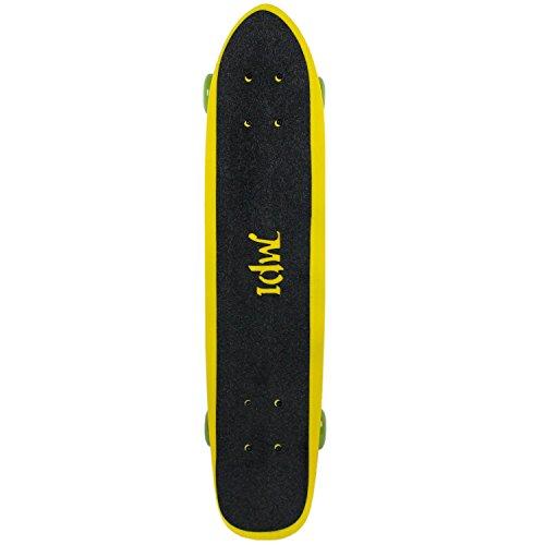 - MPI NOS Complete Fiberglass Skateboard with Grip, 6.75