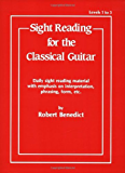 Sight Reading for the Classical Guitar, Level I-III""