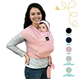 Best B&Y Baby Slings - Natural & Breathable My Honey Wrap Lightweight Ba Review