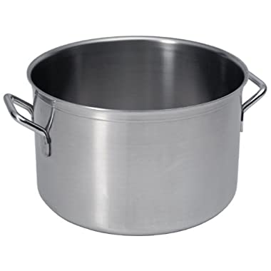 Sitram Catering 8.6-Quart Commercial Stainless Steel Braisier/Stewpot
